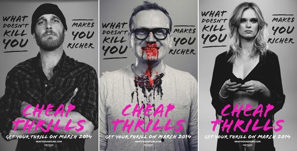 Ethan Embry - Sa carrière, sa vie et son dernier film Cheap Thrills - Une entrevue exclusive HollywoodPQ