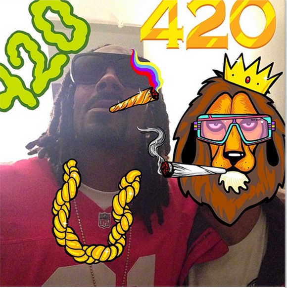 James Franco et Snoop Dogg fêtent le 4/20