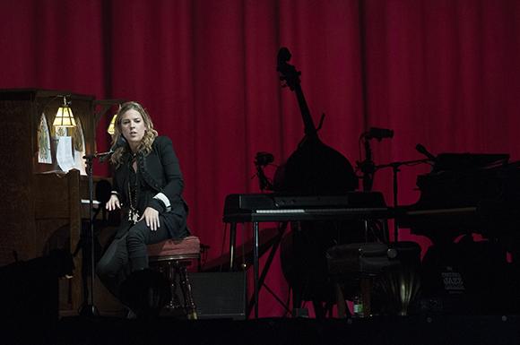 Diana Krall au Festival International de Jazz de Montréal