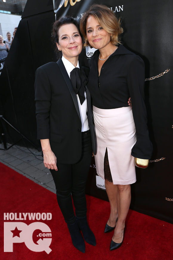 Suzanne Clément et Anne Dorval Mommy