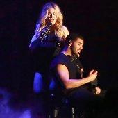 Drake dégoûté par le baiser de Madonna