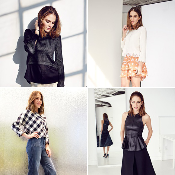 Maripier Morin propose #365JoursDeLooks au magazine Loulou – Nos cinq looks préférés de mars 2015