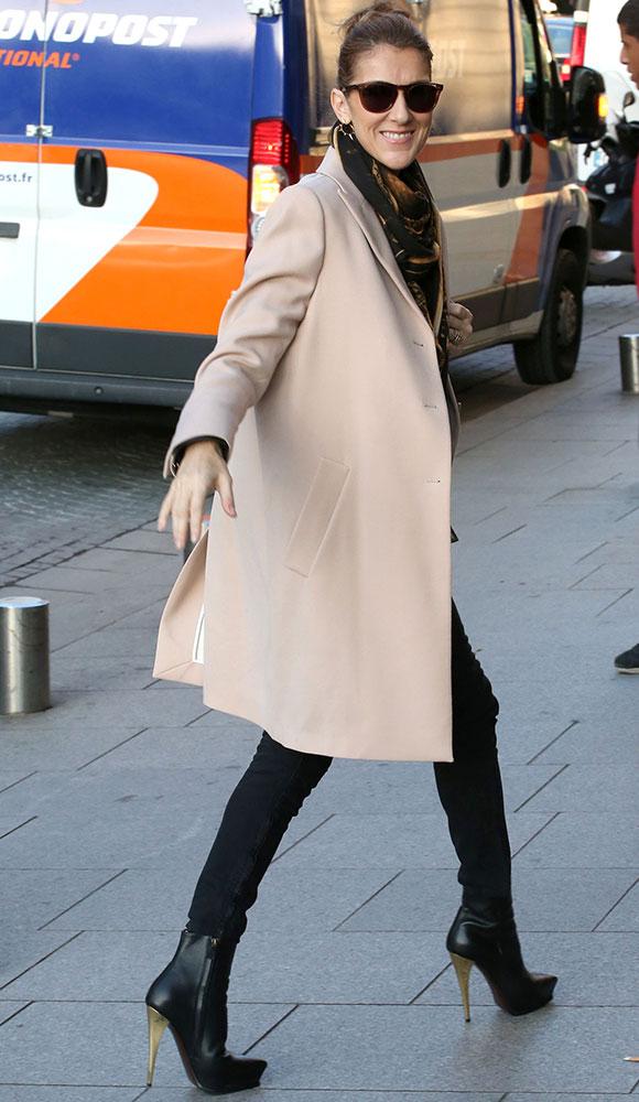 Céline Dion vend son chalet au Québec