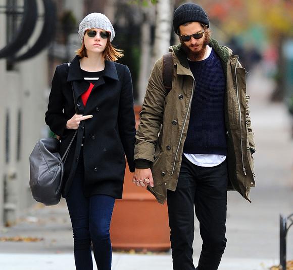 C'est la fin pour Emma Stone et Andrew Garfield