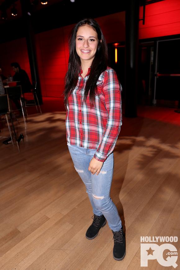 Angelike Falbo de La Voix
