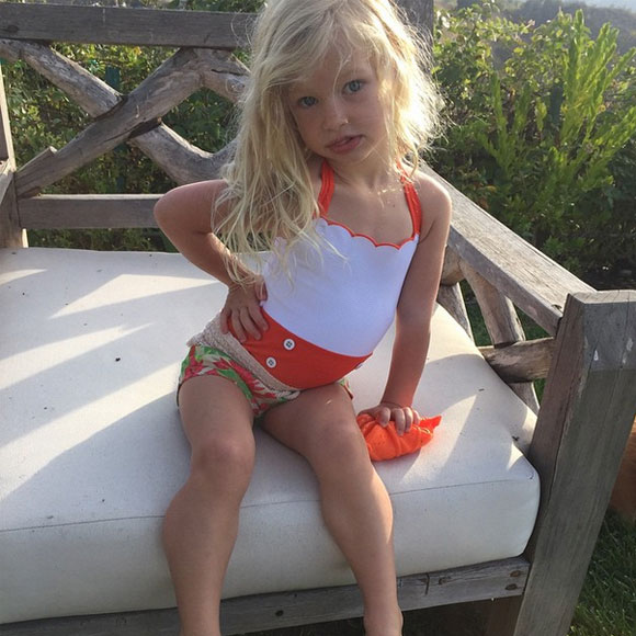 La photo de la fille de Jessica Simpson qui choque Internet