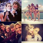 Les BFFs de Taylor Swift font une vidéo pour sa tournée 1989