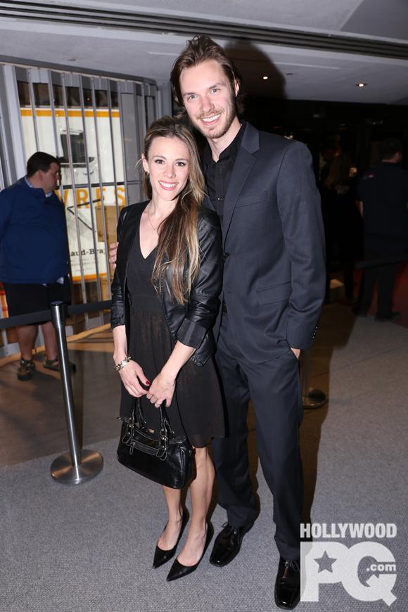 Martin Vachon et Catherine Vanier sont mariés