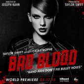 Taylor Swift nous tease pour son vidéoclip Bad Blood
