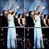 Taylor Swift prend le temps de consoler une fan