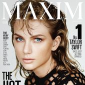 Taylor Swift est élue femme la plus belle de l'année par Maxim Magazine