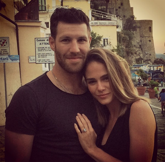 Maripier Morin et Brandon Prust sont fiancés