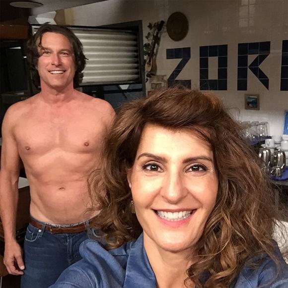 Le tournage de My Big Fat Greek Wedding 2 est commencé!