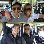 Les vedettes amassent 105 000$ au 19e tournoi de golf du Club des petits déjeuners du Québec