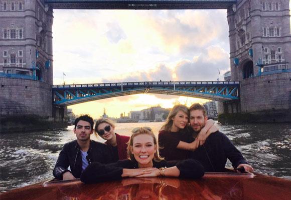 Taylor Swift et Gigi Hadid confirment toutes les deux leur relation avec cette photo