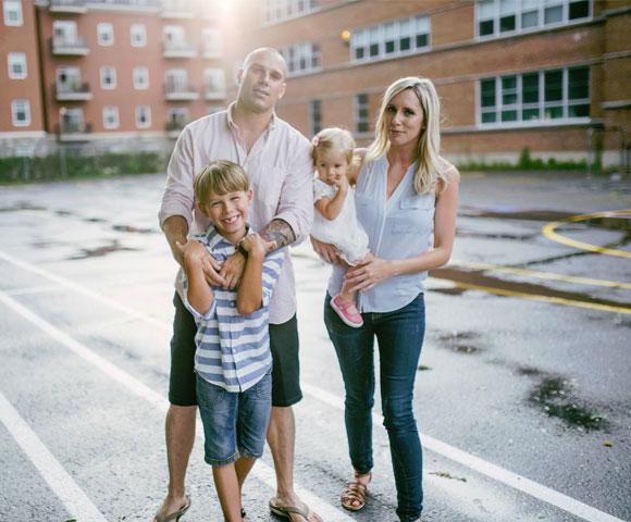 Étienne Boulay et sa conjointe présentent leur nouveau site Web pour aider les parents