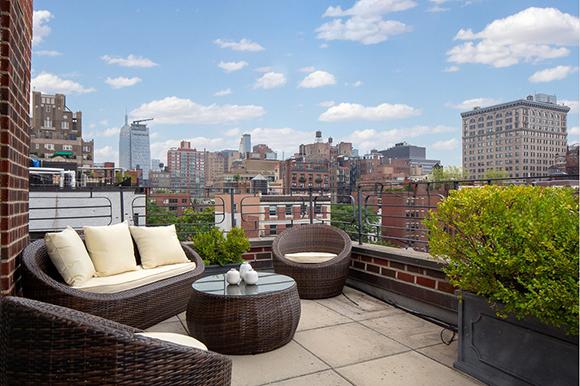 L'appartement de Julia Roberts à New York est à vendre pour 4,5 millions de dollars