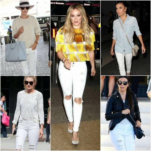 Style De Star Le Jean De L Ete Hollywoodpq Com