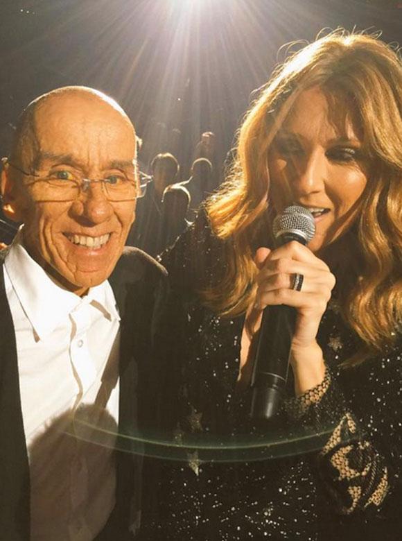 Céline Dion réalise le rêve d'un fan atteint d'un cancer incurable