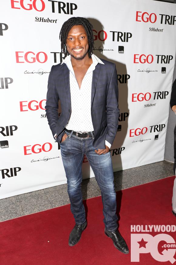 Gardy Fury est porte-parole du Festival international du film black de Montréal