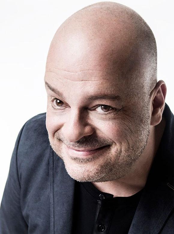 L'humoriste Sylvain Larocque se lance en politique