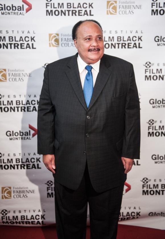 Festival International du Film Black 2015 - Martin Luther King Jr. est de passage à Montréal