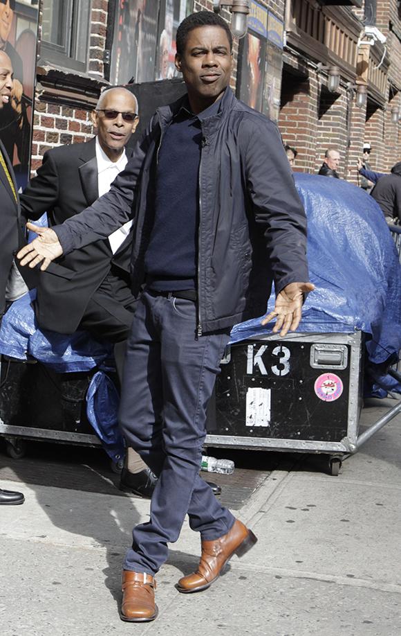C'est Chris Rock qui animera les Oscars