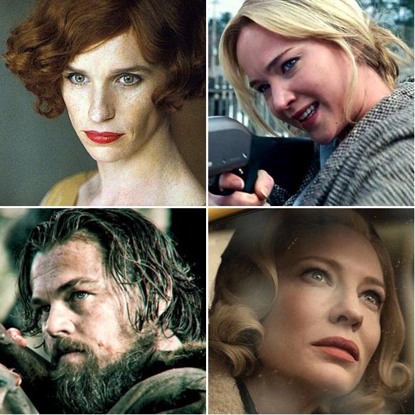 Top 10 - Les films à surveiller en cette saison des Oscars