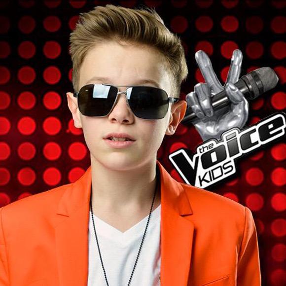 Lenni-Kim sera à The Voice Kids en France - MISE À JOUR