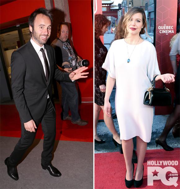 Louis-José Houde est en couple avec Magalie Lépine-Blondeau - PRIMEUR HollywoodPQ