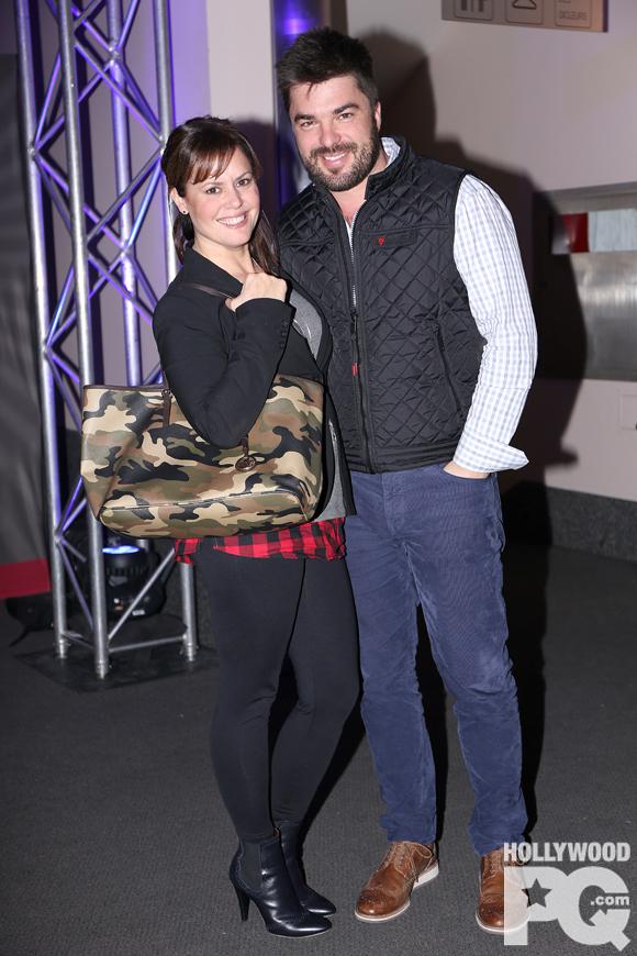 Patricia Paquin et Louis-François Marcotte