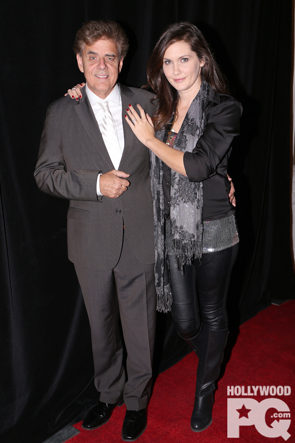 Mélanie Chouinard et Marc Fisher