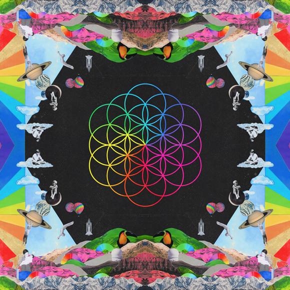 De grosses collaborations sur le nouvel album de Coldplay