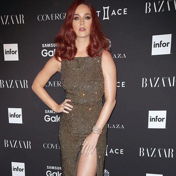 Katy Perry est la chanteuse la plus riche de 2015