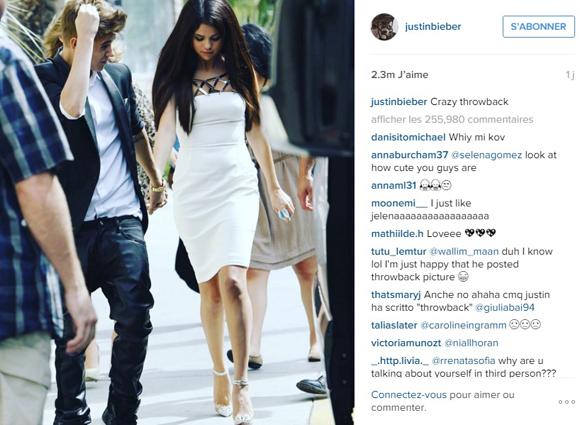 La vie amoureuse de Selena Gomez va dans une nouvelle direction