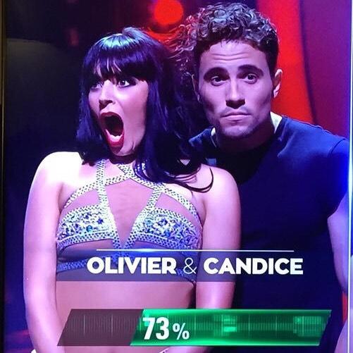 Olivier Dion s'en va en finale de Danse avec les stars!