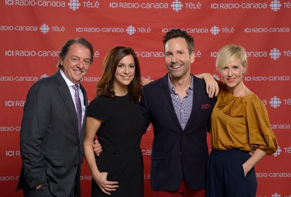 Éric Salvail produira deux talk-shows pour ICI Radio-Canada Télé