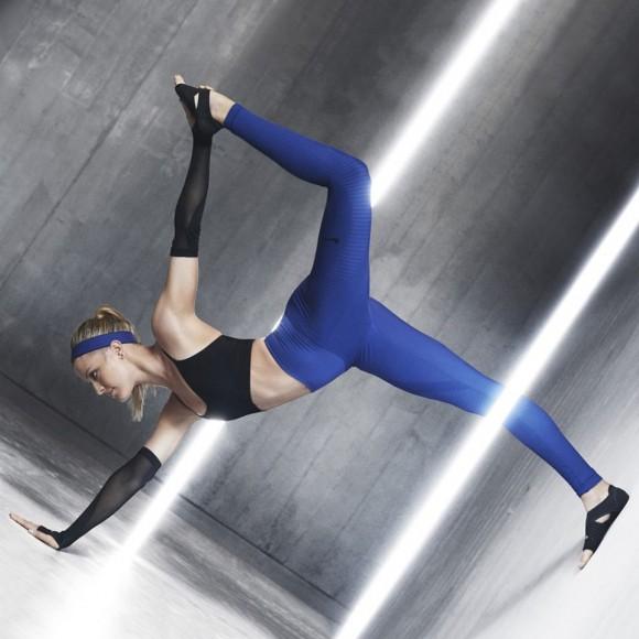 Eugenie Bouchard est solide pour Nike.