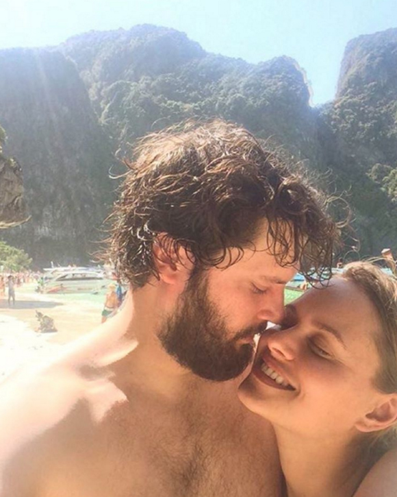 Meggie Lagacé en vacances en Thaïlande avec son nouveau chum
