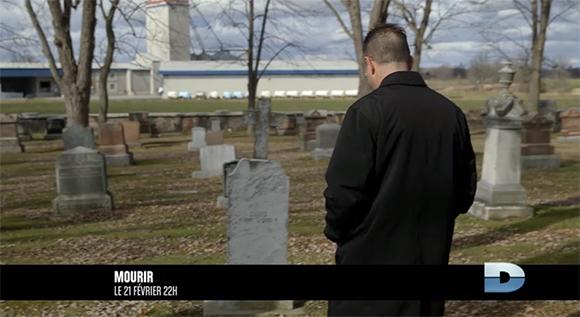 Stéphane Gendron affronte ses démons dans le documentaire Mourir.