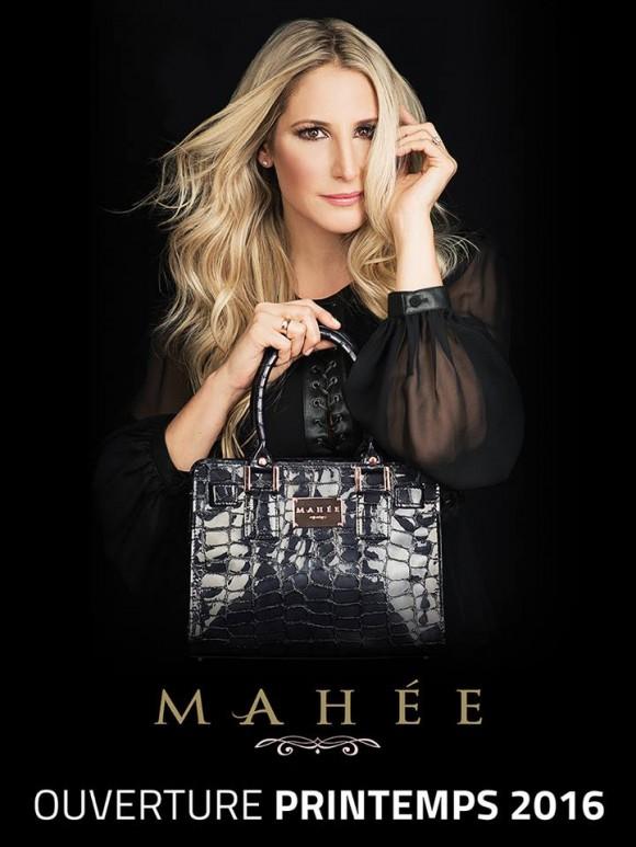 Mahée Paiement annonce l'ouverture de son tout premier magasin Mahée à Montréal