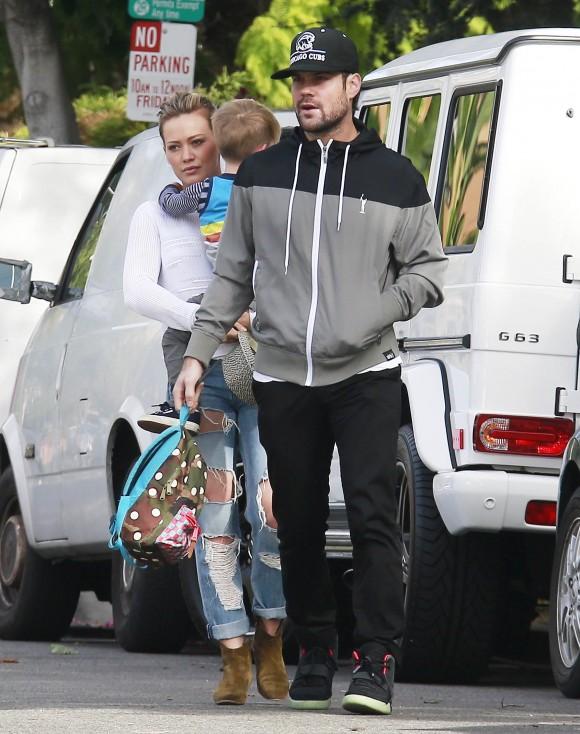 Divorce officialisé pour Hilary Duff et Mike Comrie