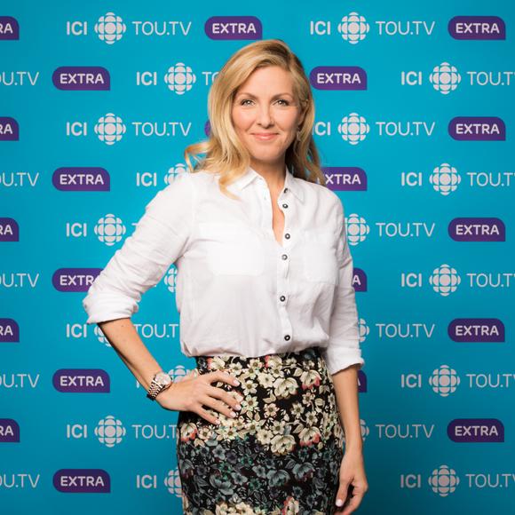 Véronique Cloutier et IC Radio-Canada annoncent l'arrivée de Véro.tv