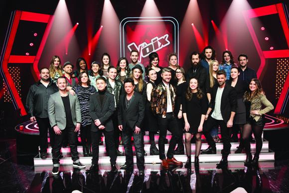 L'album La Voix IV sort aujourd'hui, avec les chansons des 24 finalistes!