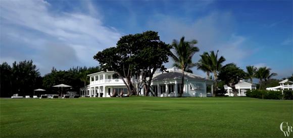 Céline Dion vend à rabais son manoir de Jupiter Island