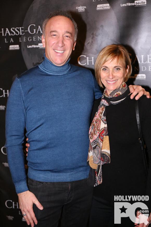 Hugo Dubé et Denise