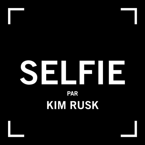 Selfie par Kim Rusk