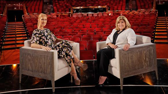 Les premiers détails sur l'entrevue de Céline Dion avec Marie-Claude Barrette