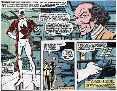 Justin Trudeau suit les traces de son père dans une BD de Marvel