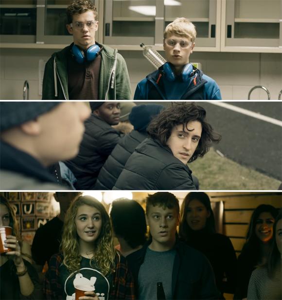 Bande-Annonce: le nouveau film de 1:54 de Yan England mettant en vedette Antoine Olivier Pilon et Sophie Nelisse s'annonce VRAIMENT prometteur.